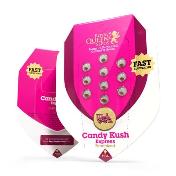 Candy Kush Express Cannabis Seeds