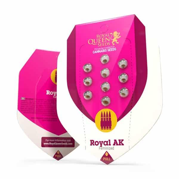 Royal AK Cannabis Seeds