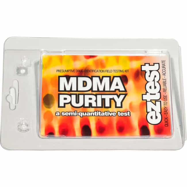 MDMA Purity test