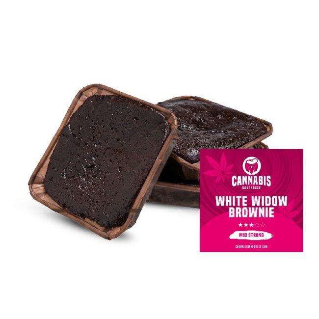 cannabis bakehouse brownie white widow