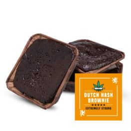 Dutch Hash Brownie
