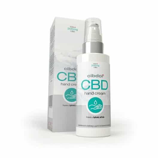 CBD Hand Cream