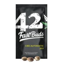 CBD Automatic Cannabis Seeds