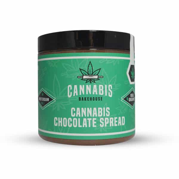 Cannabis Chocolate Spread