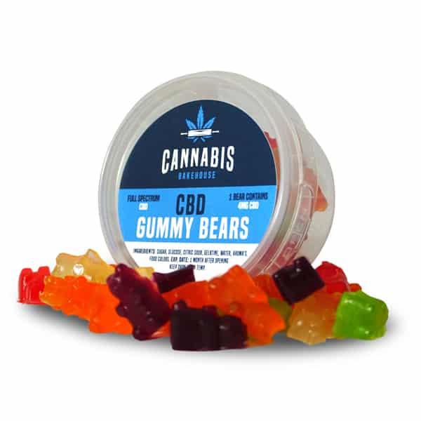 CBD Gummybears