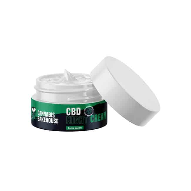 CBD Night Cream