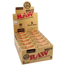 RAW King Size Slim Rolls