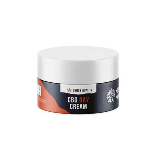 Day Cream with CBD