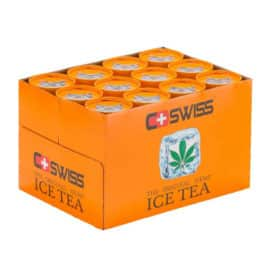 CBD ice tea