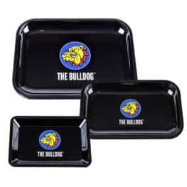 The Bulldog Rolling tray