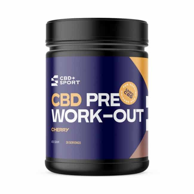 CBD Whey Protein