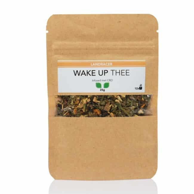 CBD Wake Up Tea