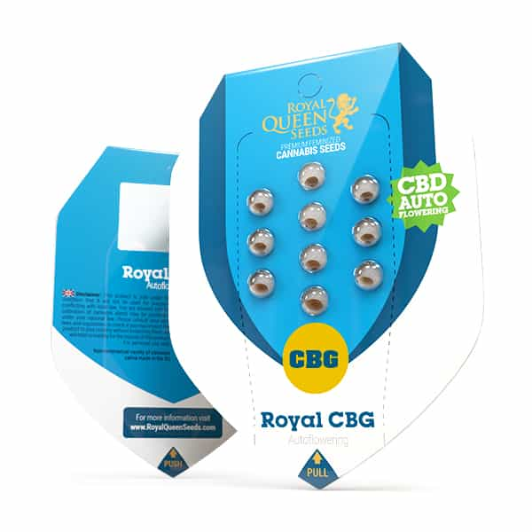 Royal CBG Automatic Cannabis Seeds