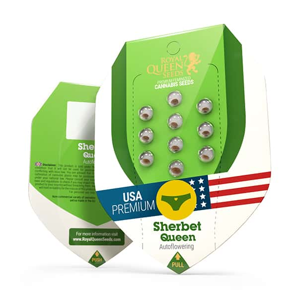 Sherbet Queen Automatic Cannabis seeds