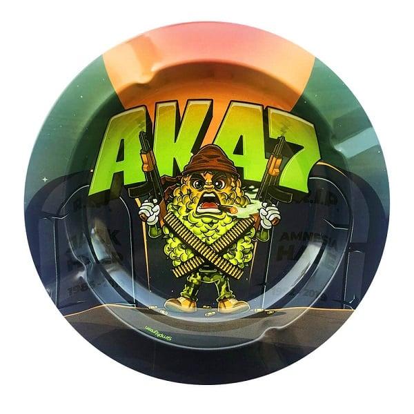 Mission AK47 Metal Ashtray