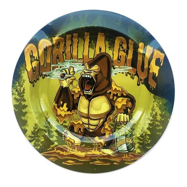 Gorilla Glue Metal Ashtray