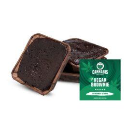 cannabis bakehouse brownie vegan