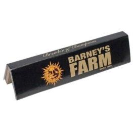 barneys farm smoking paper