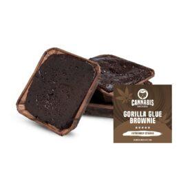 cannabis bakehouse brownie gorilla glue